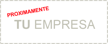 Próximamente tu Empresa